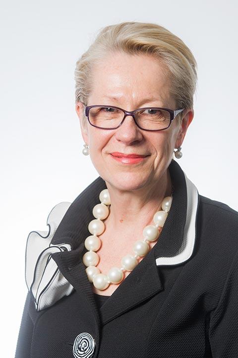 Drusilla Sharpling CBE