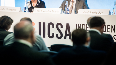 IICSA launch