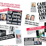 Allegations of child sexual abuse linked to Westminster report - press clippings 2